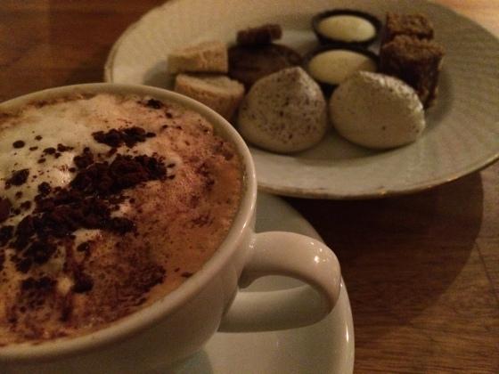 Kaffe og sødt