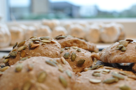 Koldhævede boller Foto: Camilla Lykke Jensen