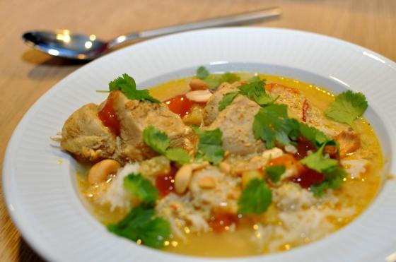 Chicken tandori Foto Camilla Lykke Jensen